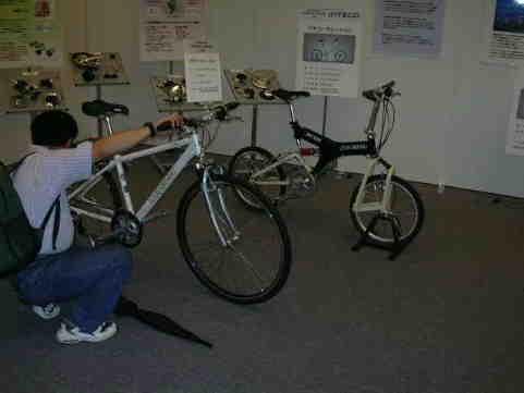 自転車の シマノ 自転車 新製品 : 小径車用コンポーネント ...